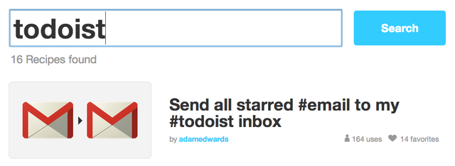 How can I use Todoist with IFTTT? – Todoist Help