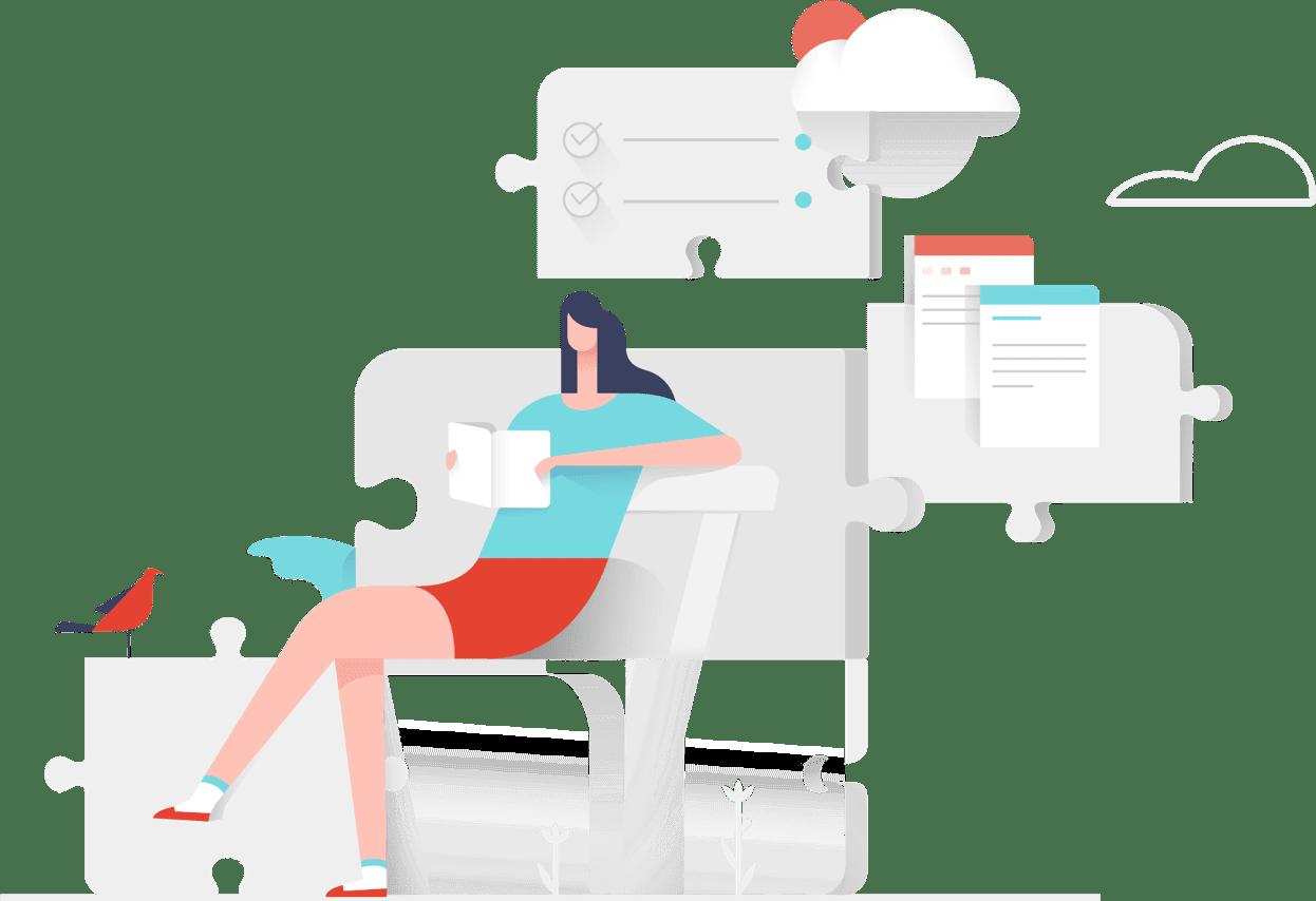 Organizza i tuoi progetti e le tua attività con Todoist 3